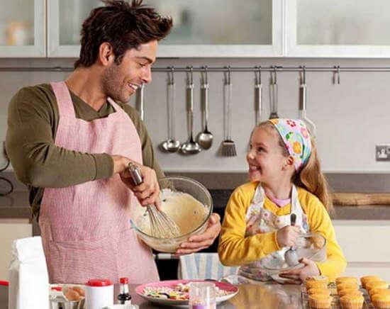 Как отцу воспитывать девочку