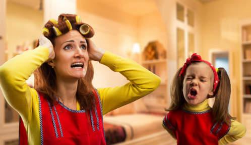 Ребенок постоянно капризничает