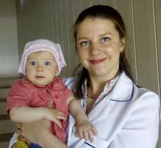 фото врач-педиатр