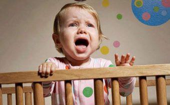 Что сделать чтоб ребенок ночью хорошо спал