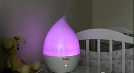 Влажность воздуха в квартире норма для ребенка
