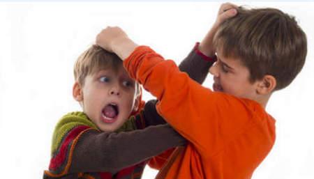 Агрессия в детском коллективе