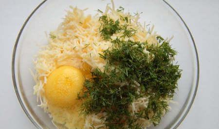 Сырные шарики для супа