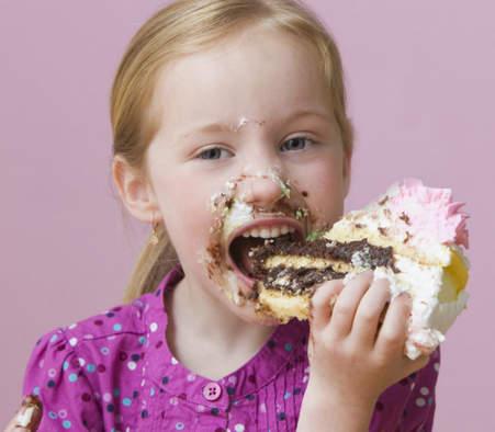 Как можно заменить сахар ребенку