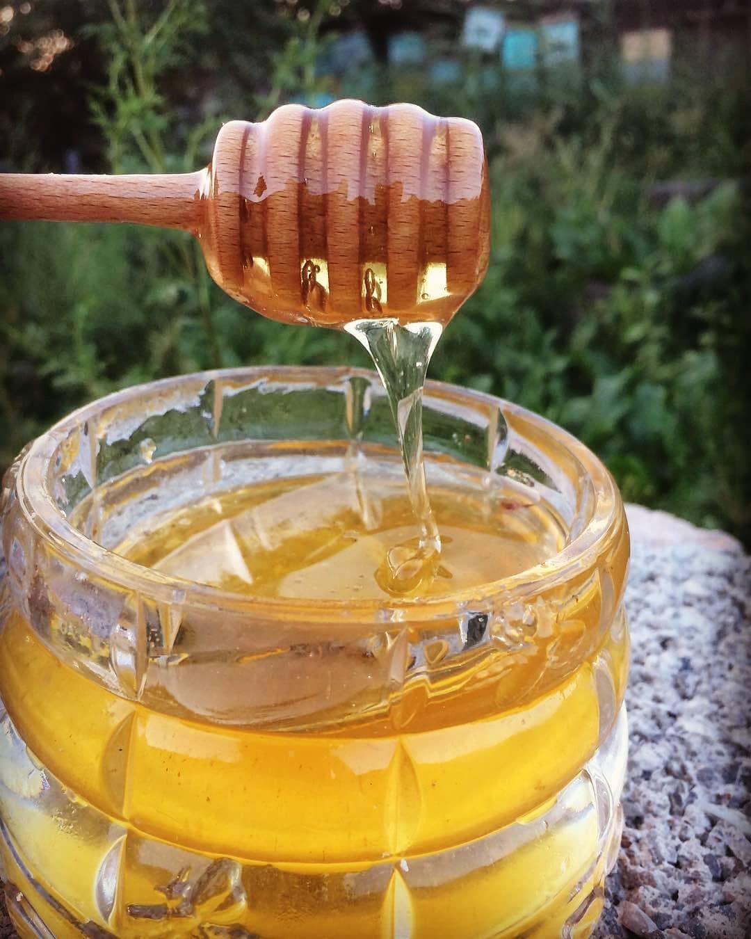 Мед в выпечке вместо сахара