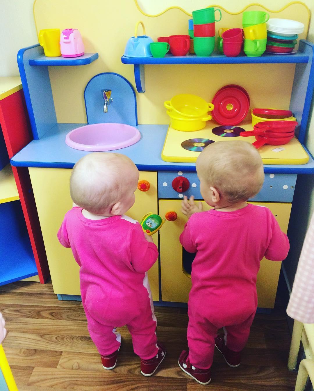 Бытовые навыки ребенка в 2 года