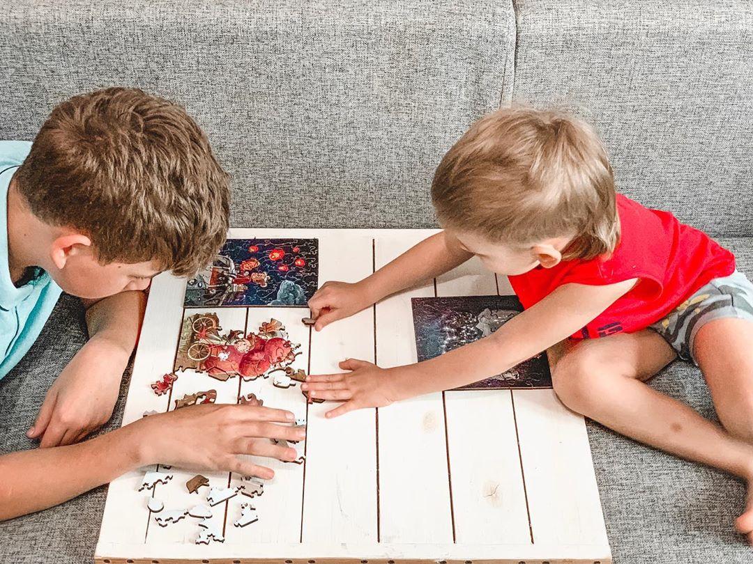 Как развивать ребенка в 4 года
