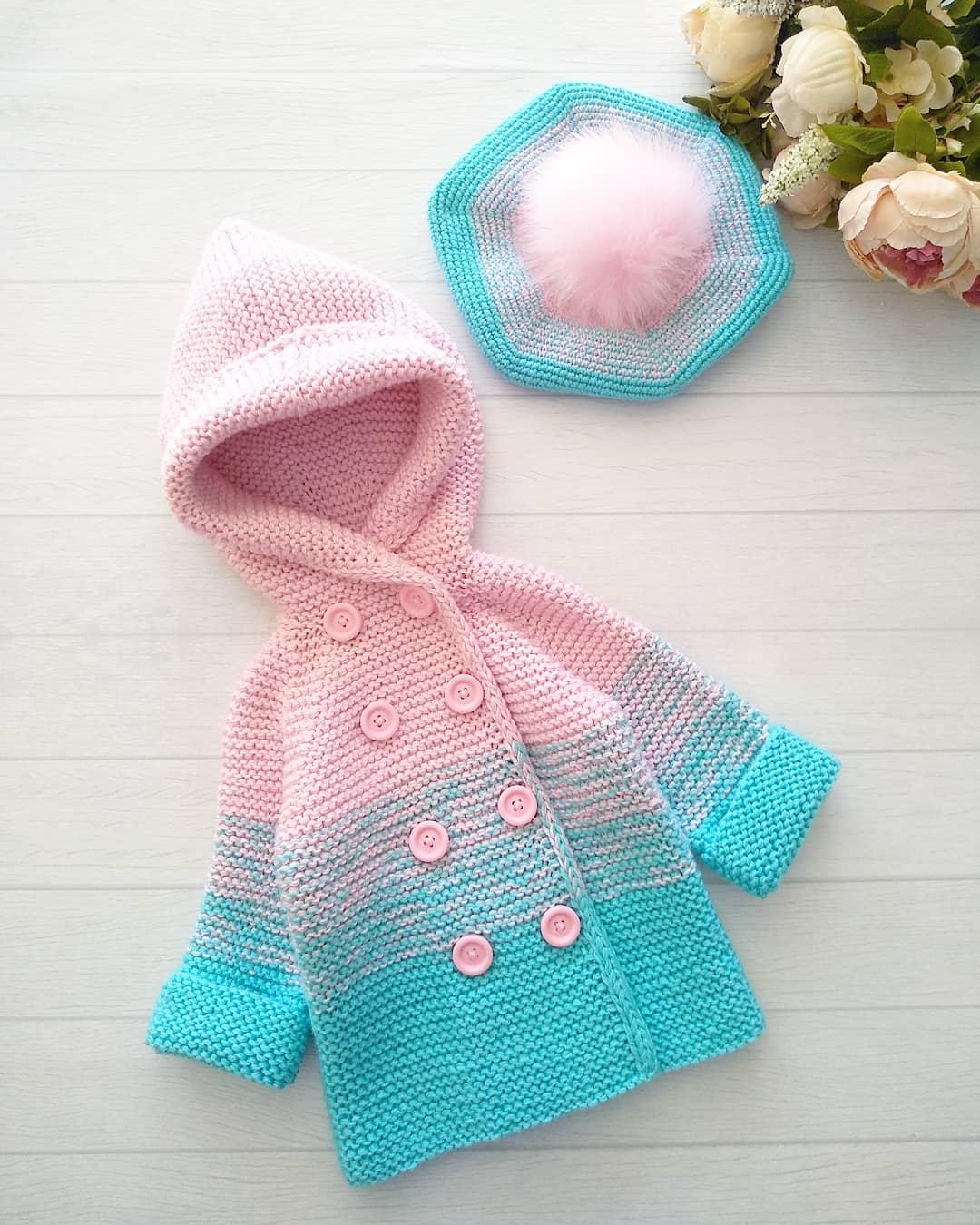 Базовый гардероб ребенку своими руками