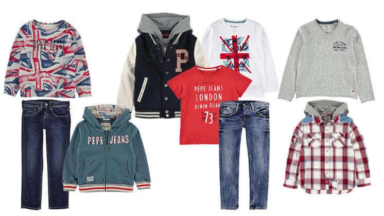 Список одежды для мальчика