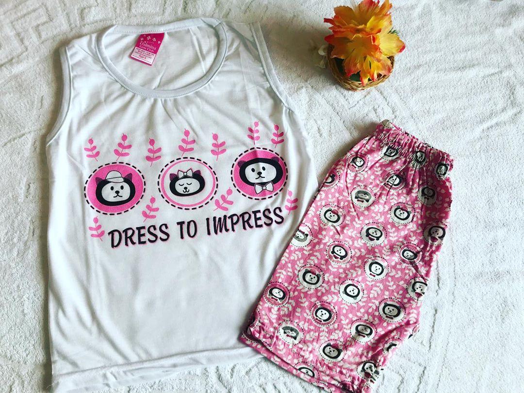 базовый гардероб для ребенка девочке