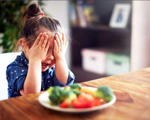 Как повысить аппетит ребенка