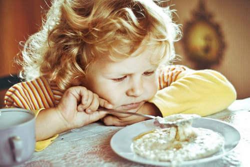 От чего зависит аппетит ребенка