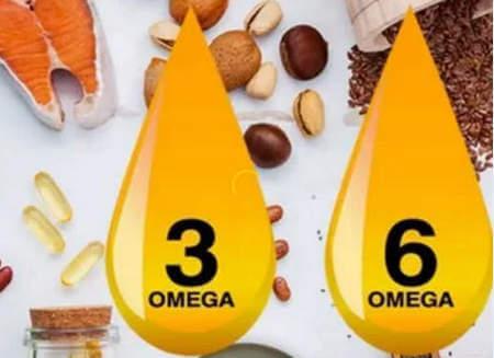 Что такое омега-3 и омега-6 жирные кислоты