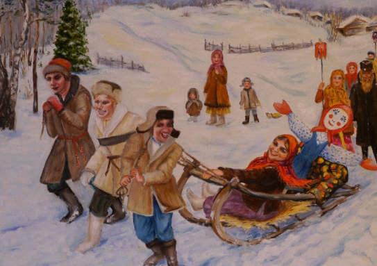 Масленица -традиции празднования