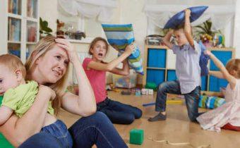 Увлекательные игры с ребенком дома